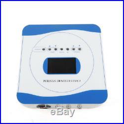 Body Sculpting Machine 3-1 Ultrasonic Cavitation RF Radio Frequency Slim Machine