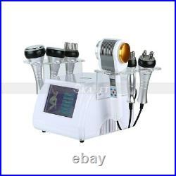 Body Sculpting Pain Relief 40K Cavitation Ultrasonic Liposuction RF Machine