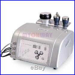 Brand New 2in1 Mini Ultrasonic Cavitation Slimming Machine 40k Cure Cellulite H2