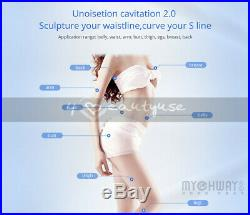 Cavitation 40K Ultrasonic RF Radio Frequency Vacuum Cellulite Removal machine