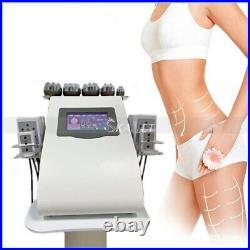 Cavitation RF Laser Slimming Ultrasonic Body Sculpting Cellulite Removal Machine