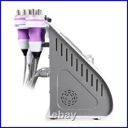 Cool Cavitation Ultrasonic RF Vacuum Photon Microcurrent Slimming Machine Used