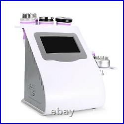 Cool Cavitation Ultrasonic Radio Frequency Vacuum Photon Microcurrent Machine