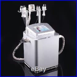 Cryo Cold Multipolar Tripolar RF Ultrasonic Cavitation Vacuum Roller rf Machine