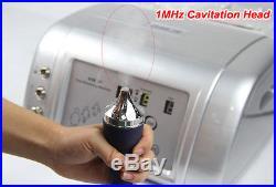 Desktop Ultrasonic 40k Cavitation Fat Loss Face Lifting Body Slimming Machine CE