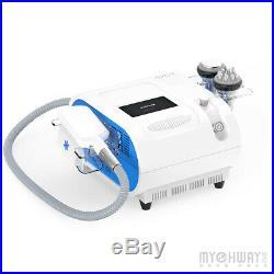 Fat Freeze Ultrasonic Cavitation Radio Frequency RF Vacuum Body Shaping Machine
