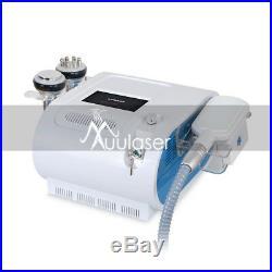 Fat Freeze Ultrasonic Cavitation Radio Frequency RF Vacuum Weight Loss Machine