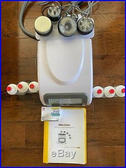 Gizmo Supply Co ultrasonic cavitation RF slimming machine 6 in 1 + accessories