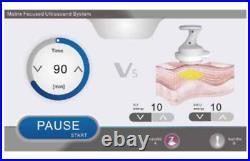HIFU Ultrashape V5 Ultrasonic RF Cavitation Slimming Fat Removal Machine 2 in 1