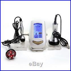 Home Use 40K Cavitation Multipolar RF Vacuum Ultrasonic Slimming Machine