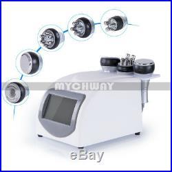 Homeuse Spa Vacuum Ultrasonic Cavitation 5 IN 1 Radio Frequency RF Fat Reduction
