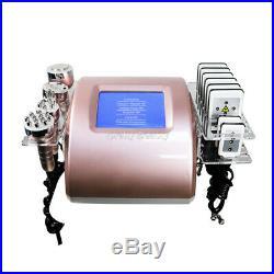 Hot Sale! Radio Frequency Lipo Ultrasonic Cavitation Laser Body Slimming Machine