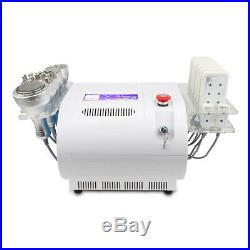 Laser slimming machine 8in1 40K cavitation rf equipment vacuum Ultrasonic