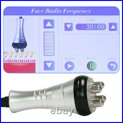 Lipo Laser Ultrasonic 5In1 Cavitation 40K Multipolar RF Vacuum Slimming Machine
