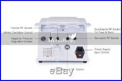 Machine Spa RF Vacuum 40K Cavitation 5in1 Cellulite Removal Ultrasonic Slimming