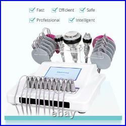 Microcurrent Body Shaper Cavitation Ultrasonic Fat&Cellulite Removal RF Machine