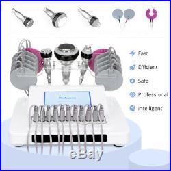 Microcurrent Body Shaper RF Cavitation Ultrasonic Fat&Cellulite Removal Machine