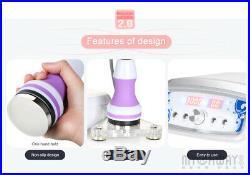 Mini Ultrasonic 40K Cavitation Body&Skin Lifting Anti-Cellulite Fat Burn Machine