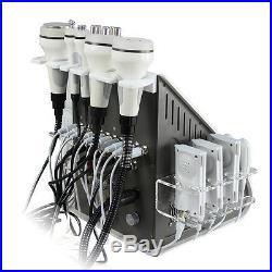 Multi-function Laser Ultrasonic Cavitation Vacuum Radio Frequency Beauty Machine