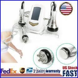 Multipolar RF Beauty Slimming Machine Ultrasonic Cavitation System Facial Care
