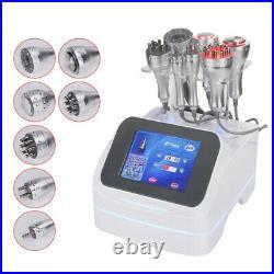 NEW Radio Frequency Ultrasonic 40k Cavitation RF Vacuum Slimming Beauty Machine