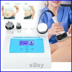 New 40K RF Ultrasonic Cavitation Body Beauty Machine Skin Lifting Anti-cellulite