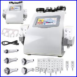 New 650nm Lipo Laser Multipolar Ultrasonic Cavitation RF Machine Fat Lipolysis