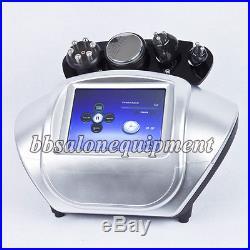 New Radio Frequency Ultrasonic Cavitation Tripolar Mutilpolar RF Beauty Machine