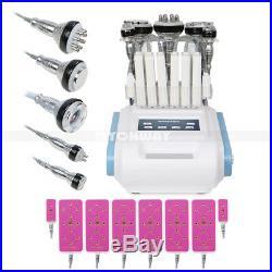 New Ultrasonic Cavitation Vacuum RF&BIO Led Laser Body Slimming Health Machine