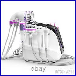 Newest 9-1 Ultrasonic Cavitation Vacuum RF LED Body Slimming Cellulite Machine