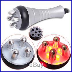 No Side Bipolar RF Ultrasonic 40k Cavitation Vacuum Slimming Cellulite Machine H