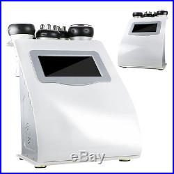 No Side Effect Ultrasonic Cavitation Slimming Machine Vacuum RF 5 In 1 Multipole