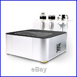 Portable 3IN1 Ultrasonic 40k Cavitation RF Radio Frequency Body Slimming Machine