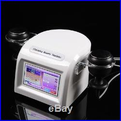 Powerful 40K 25K Double Ultrasonic Cavitation Weight Loss Body Slimming Machine