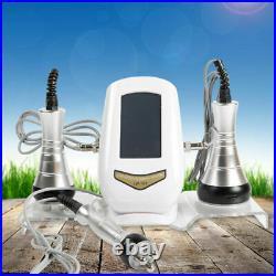 Pro 3 in 1 Vacuum Ultrasonic Cavitation RF Radio Frequency Body Slimming Machine