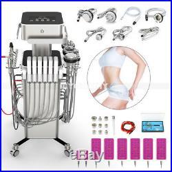 Pro 8-1 Vacuum Ultrasonic Cavitation 40K RF Body Slim Lifting Cellulite Machine