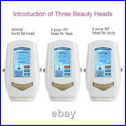 Pro RF Ultrasonic Cavitation Machine Body Slimming Skin Lifting Beauty Device