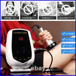 Pro Ultrasonic Cavitation Fat Remove Massager Slimming Anti-Cellulite Machine