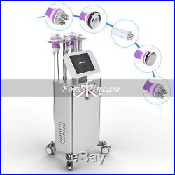 Professional 40K Ultrasonic Cavitation Vacuum RF Radio Frequency 5 in 1 Machine