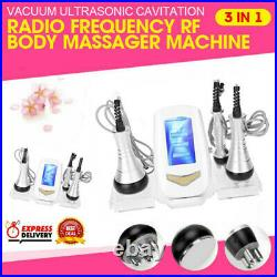 RF Body Slimming Ultrasonic Cavitation Fat Remove Weight Loss Beauty Machine Hot