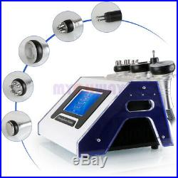 RF Cavitation Ultrasonic 5in1 Radio Frequency Vacuum Cellulite Slimming Machine