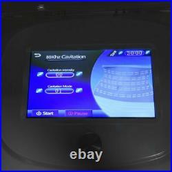 RF Radio Frequency 80K Ultrasonic Cavitation Body Slimming Machine With Free Gift