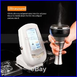 RF Ultrasonic Cavitation Machine Body Slimming Skin Lifting Beauty Instrument