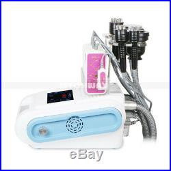 RF Vacuum Ultrasonic Cavitation Radio Frequency Body Slimming Machine Spa 6 IN 1