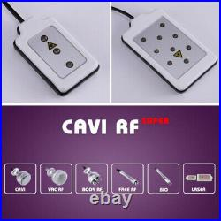RF cavitation slim machine lipo laser ultrasonic 40k cavitation device 6 in 1