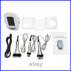 R. F Cellulite Body Slimming Ultrasonic Cavitation Beauty Machine 110V US Plug