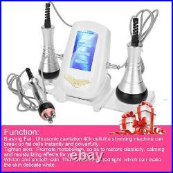 R. F Ultrasonic Cavitation Multipolar Blasting Slimming Skin Lifting Gift