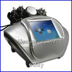 Radio Frequency Ultrasonic Cavitation Bipolar Tripolar Mutilpolar Beauty Machine