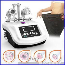S-SHAPE 30K Cavitation RF Ultrasonic Vacuum Cellulite Body Skin Care Machine Spa