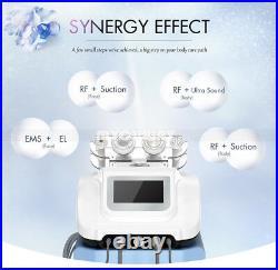 S-SHAPE 30k Cavitation RF Ultrasonic Vacuum Cellulite Body Reshape Machine Spa